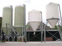 Brijvoer tanks voersilo kunstmest silo spuiwatertanks
