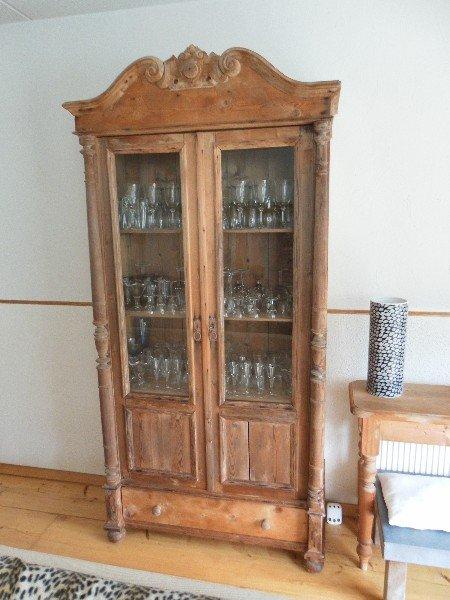 Antiek Grenen Winkelkast.Antiek Grenen Buffetkast Te Koop Aangeboden Op Tweedehands Net
