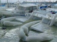 Winterstalling catamarans