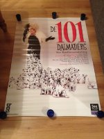 Poster theater voorstelling 101 dalmatiërs (