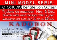 MINI MODEL SERIE 25.00 Alkmaar, Heerhugowaard,