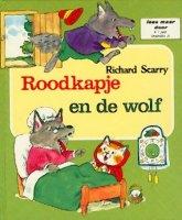 Roodkapje en de wolf van Richard
