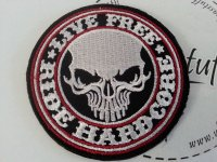 Biker & Choppers Badges- Emblemen -