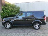 Land Rover Discovery Grijs Kenteken Ombouw