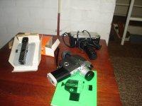Te koop film camera