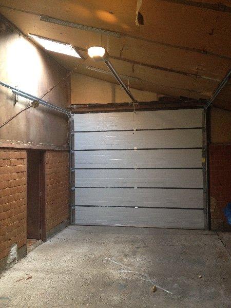 Verbazingwekkend Reparatie-onderdelen-onderhoud Garagedeur-overheaddeur te Koop HM-08