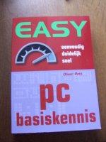 Aangeboden: Easy PC basiskennis € 8,-
