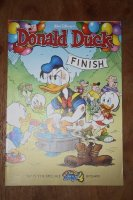 Donald duck finish