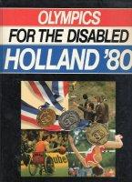 2 boeken gehandicapten olympia 1980 en