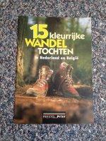 15 kleurrijke wandeltochten in Nederland en