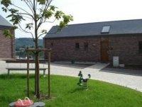 Vakantiewoning met sauna 15p te Bomal