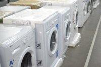 Wasmachine einde reeks met garantie