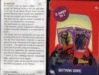 Batman: kaartspel voor 4 spelen Carta
