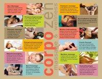 Corpo Zen Massage en Wellness schoonheidsverzorgingspraktijk