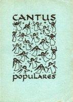 Cantus populares 1953