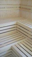 Aangeboden: U eigen sauna; op maat gemaakt voor een standaard prijs n.o.t.k.