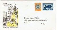Luchtpost KLM 2 april 1959 Amsterdam