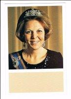 Koningin Beatrix Maximumkaart