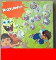 Delhaize: Dora/Spongebob en Avatar knikker x