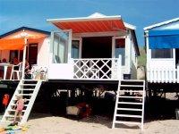 Strandhuisje te huur in Vlissingen in