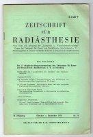Zeitschrift fur Radiasthesie 1964