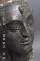Rivierstenen Buddha beelden natuursteen Gratis verzending