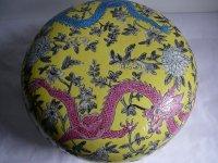 Grote Chinese Bolpot met deksel