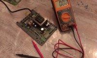 Reparatie printplaat Remeha branderautomaat W23 W23c