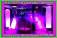 Karaoke verhuur en drive-in-show vanaf €200,00
