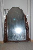 Aangeboden: Art Deco wandspiegel € 100,-