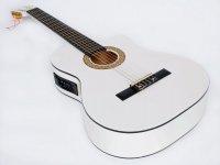 Semi-ak spaanse gitaren met cutaway, div