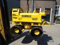Trilwals, Rammax 1402 ,Grabenwalze, verdichter