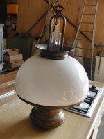 Olielamplamp