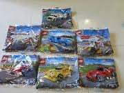 Shell/Lego complete set 2014
