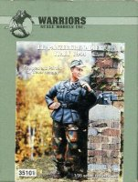 Warriors 1/35 (35101) Resin Lt. Panzergrenadier
