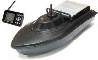 Aangeboden: Afstandbestuurbare voerboot met Fishfinder en sonar (2.4 G) € 399,95