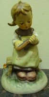 Hummel beeldje beelden beeldjes Goebel ;