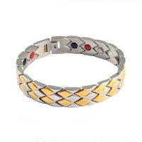Aangeboden: Armband met Magneten model A-03019SG € 55,-