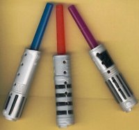 Star Wars Kellogg\'s laser gadget x