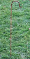 Tuinhaak/Herderstaf 80cm SH10012