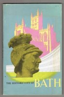 Bath Engeland Reisgids uit 1959