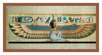 De mooiste papyrus schilderijen uit Egypte