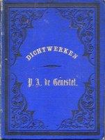 De dichtwerken p.a. de genestet 1885