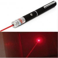 Laser pointer 50m rode laserstraal no.7814