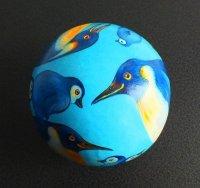 Pinguin Bol Sphere - Artist Tineke