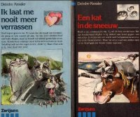 Zebraboek: Broef, de kat x 2