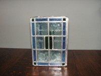 Glas in lood waxine lichten