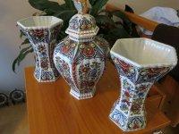 Kaststel Potterie Oud Delft