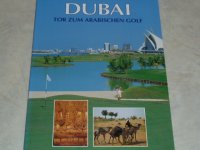 Dubai Tor zum Arabischen golf