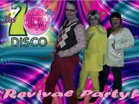 Disco Revival Thema Party